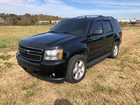 2008 Chevrolet Tahoe for sale at Unique Auto Sales in Knoxville TN