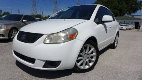 2011 Suzuki SX4 for sale at Das Autohaus Quality Used Cars in Clearwater FL