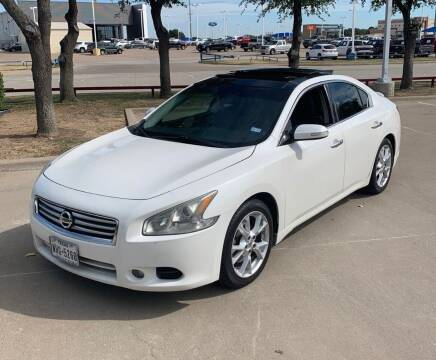 2012 Nissan Maxima for sale at Weaver Motorsports Inc in Cary NC