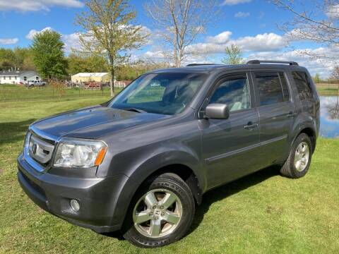 2011 Honda Pilot for sale at K2 Autos in Holland MI