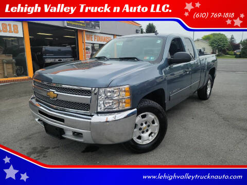 2013 Chevrolet Silverado 1500 for sale at Lehigh Valley Truck n Auto LLC. in Schnecksville PA