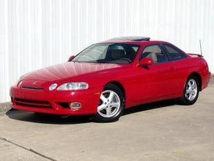 1999 Lexus SC 400 for sale at Fall Creek Motor Cars in Humble TX