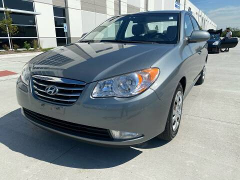 2010 Hyundai Elantra for sale at Quality Auto Sales And Service Inc in Westchester IL