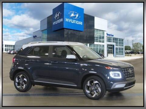 2021 Hyundai Venue for sale at Terry Lee Hyundai in Noblesville IN