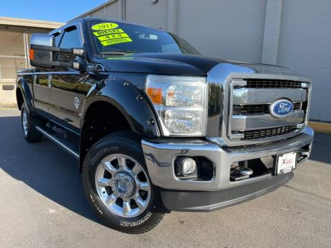 2011 Ford F-350 Super Duty for sale at Xtreme Truck Sales in Woodburn OR