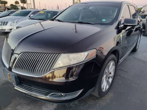 2014 Lincoln MKT for sale at Celebrity Auto Sales in Port Saint Lucie FL