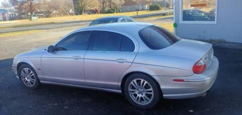 2003 Jaguar S-Type for sale at Jak's Preowned Autos in Saint Joseph MO