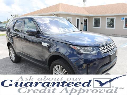 2017 Land Rover Discovery for sale at Universal Auto Sales in Plant City FL