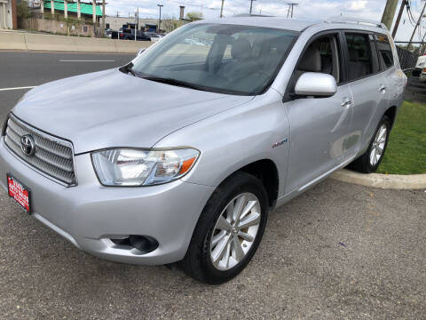 2008 Toyota Highlander Hybrid for sale at STATE AUTO SALES in Lodi NJ