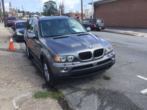 2006 BMW X5 for sale at Downtown Motors in Macon GA