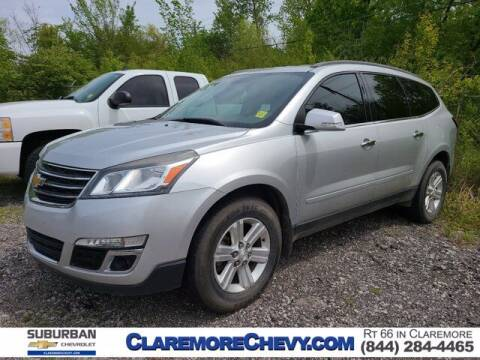 2013 Chevrolet Traverse for sale at Suburban Chevrolet in Claremore OK