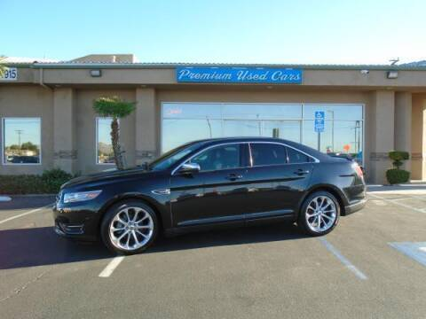 2013 Ford Taurus for sale at Family Auto Sales in Victorville CA