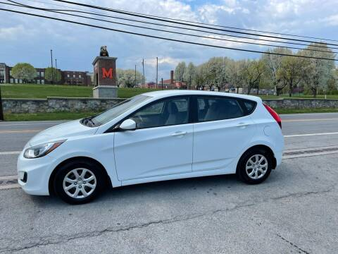 2014 Hyundai Accent for sale at GET N GO USED AUTO & REPAIR LLC in Martinsburg WV
