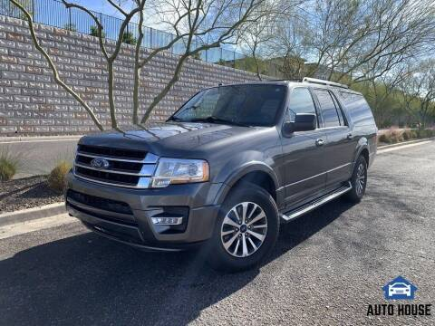 2017 Ford Expedition EL for sale at AUTO HOUSE TEMPE in Tempe AZ