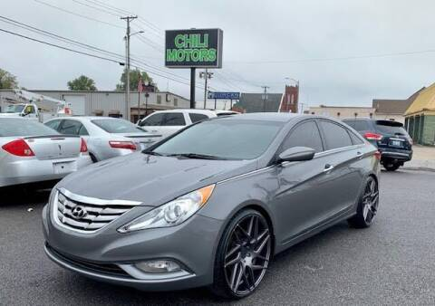 2013 Hyundai Sonata for sale at Chili Motors in Mayfield KY