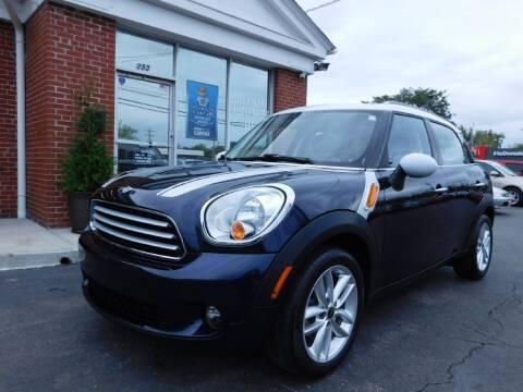2014 MINI Countryman for sale at Delaware Auto Sales in Delaware OH