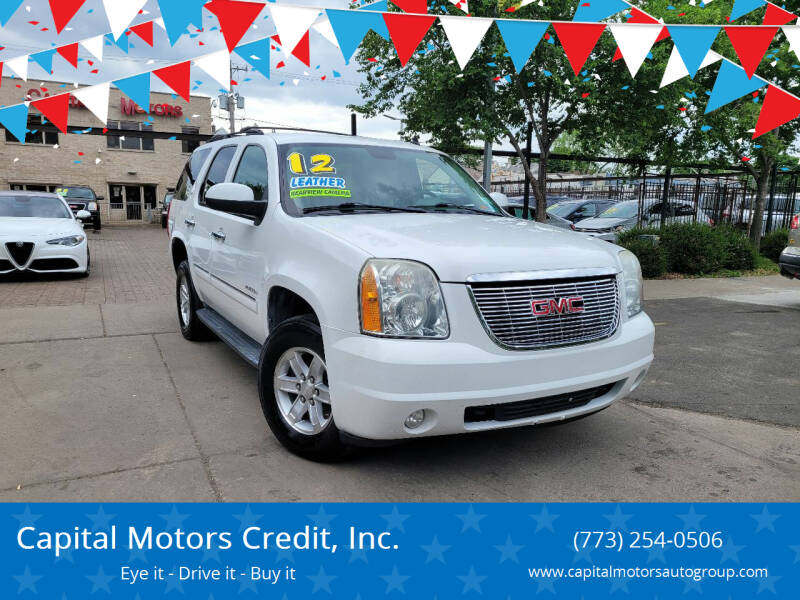 2012 GMC Yukon for sale at Capital Motors Credit, Inc. in Chicago IL