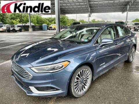 2018 Ford Fusion Hybrid for sale at Kindle Auto Plaza in Middle Township NJ