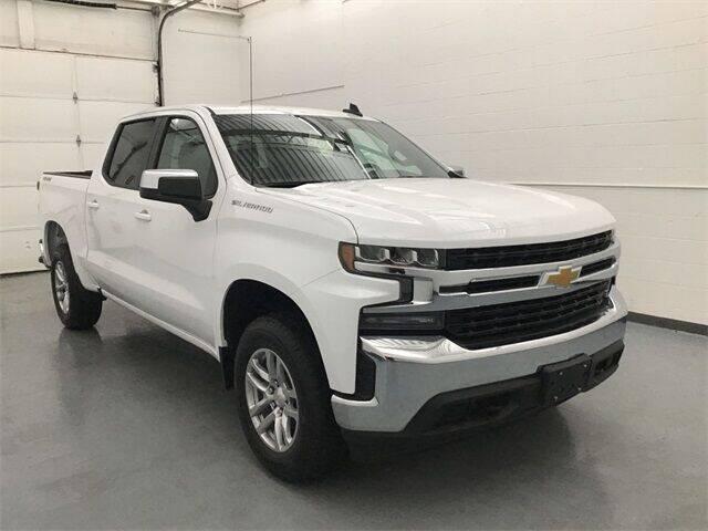 2021 Chevrolet Silverado 1500 for sale in Waterbury, CT