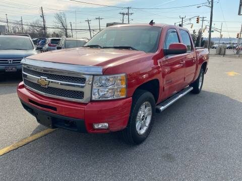 2010 Chevrolet Silverado 1500 for sale at MAGIC AUTO SALES - Magic Auto Prestige in South Hackensack NJ