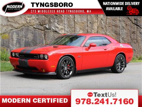 2013 Dodge Challenger for sale at Modern Auto Sales in Tyngsboro MA
