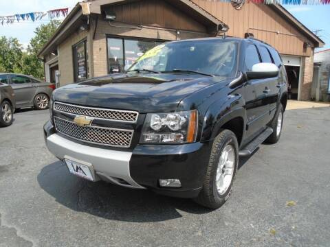 2008 Chevrolet Tahoe for sale at IBARRA MOTORS INC in Cicero IL