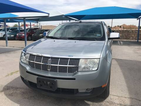 2007 Lincoln MKX for sale at Autos Montes in Socorro TX