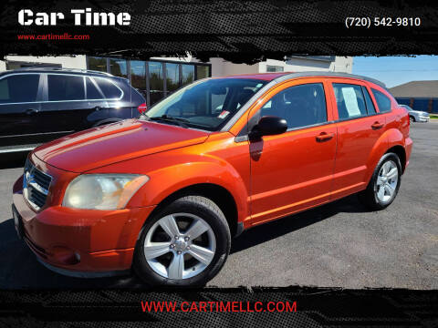 2010 Dodge Caliber for sale at Car Time in Denver CO