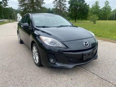 2012 Mazda MAZDA3 for sale at 100% Auto Wholesalers in Attleboro MA