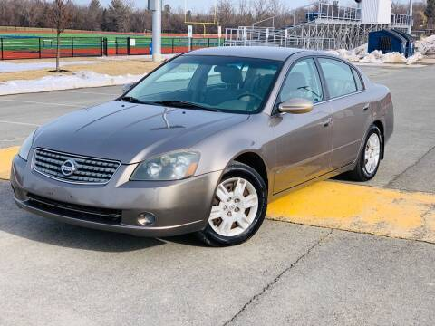 2005 Nissan Altima for sale at Y&H Auto Planet in West Sand Lake NY