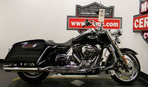 2015 Harley-Davidson Road King for sale at Certified Motor Company in Las Vegas NV