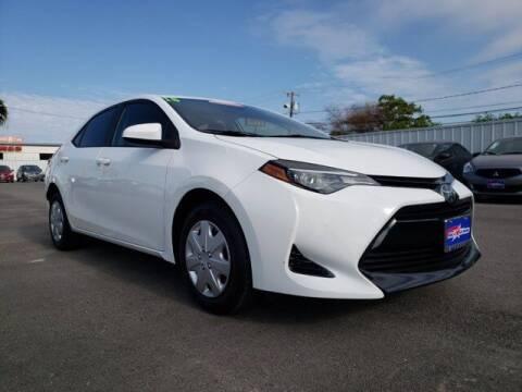 2018 Toyota Corolla for sale at All Star Mitsubishi in Corpus Christi TX