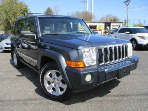 2007 Jeep Commander for sale at Unlimited Auto Sales Inc. in Mount Sinai NY