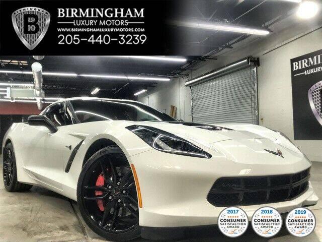 2017 Chevrolet Corvette for sale in Birmingham, AL