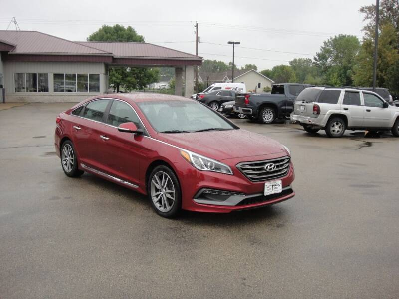 2015 Hyundai Sonata for sale at Turn Key Auto in Oshkosh WI