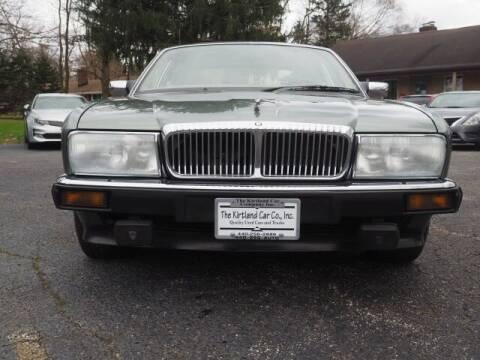 1991 Jaguar XJ-Series for sale at Cj king of car loans/JJ's Best Auto Sales in Troy MI