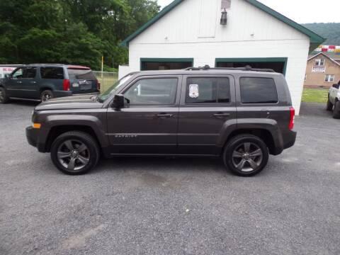2015 Jeep Patriot for sale at RJ McGlynn Auto Exchange in West Nanticoke PA