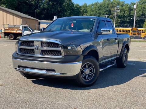 2010 Dodge Ram Pickup 1500 for sale at AMA Auto Sales LLC in Ringwood NJ