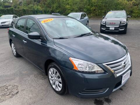 2013 Nissan Sentra for sale at Bob Karl's Sales & Service in Troy NY