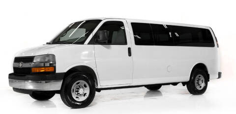 2008 Chevrolet Express Passenger for sale at Houston Auto Credit in Houston TX