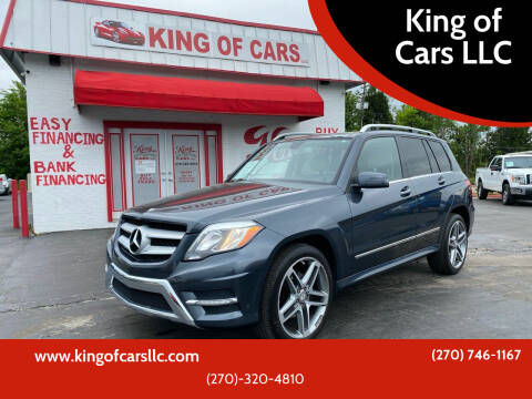 2013 Mercedes-Benz GLK for sale at King of Cars LLC in Bowling Green KY