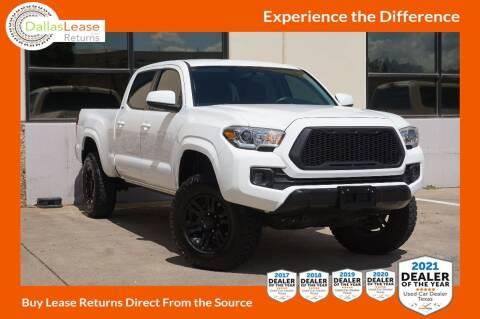 2016 Toyota Tacoma for sale at Dallas Auto Finance in Dallas TX