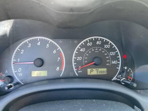2012 Toyota Corolla for sale at KINGSTON AUTO SALES in Wakefield RI