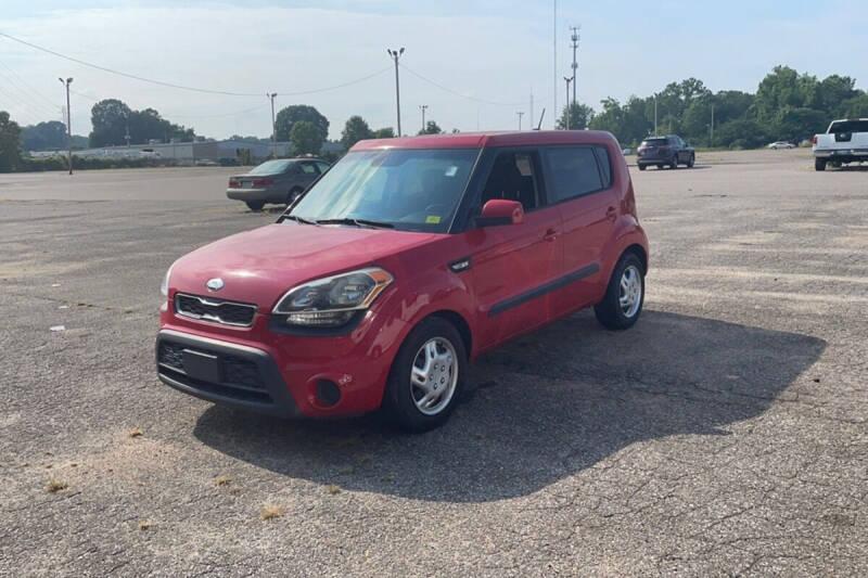 2013 Kia Soul for sale at Memphis Finest Auto, LLC in Memphis TN