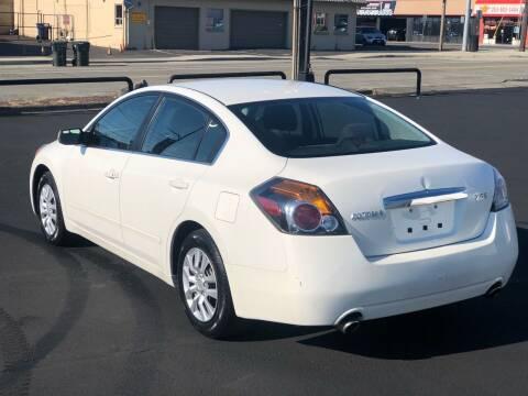 2012 Nissan Altima for sale at Washington Auto Sales in Tacoma WA