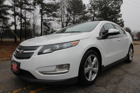 2013 Chevrolet Volt for sale at Oak City Motors in Garner NC