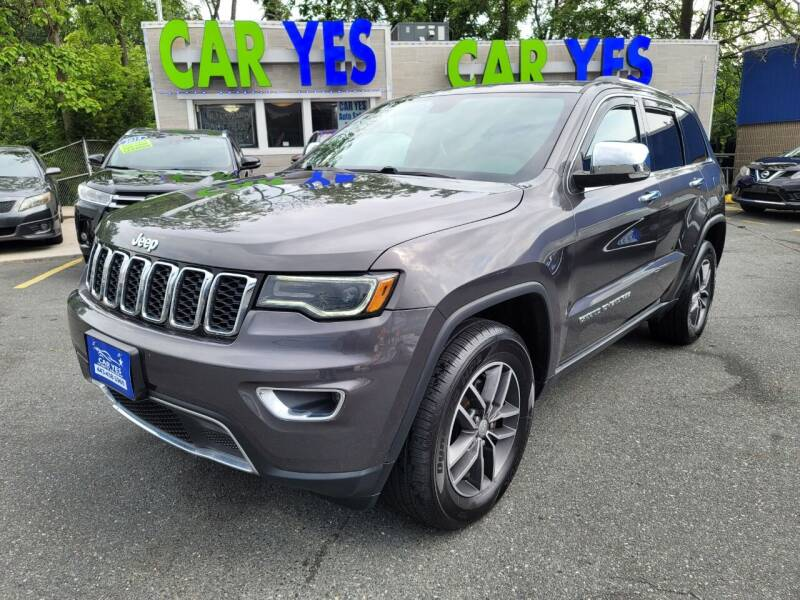 2017 Jeep Grand Cherokee for sale at Car Yes Auto Sales in Baltimore MD