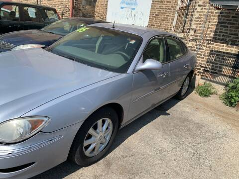 2005 Buick LaCrosse for sale at HW Used Car Sales LTD in Chicago IL