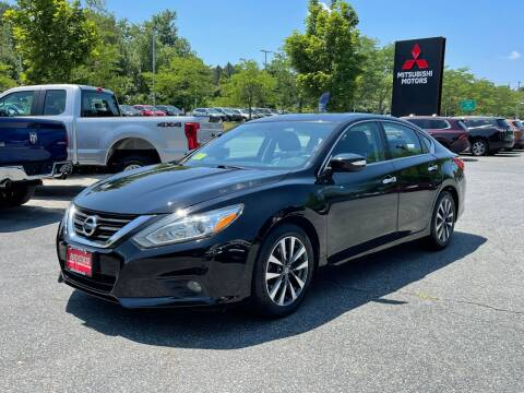 2017 Nissan Altima for sale at Midstate Auto Group in Auburn MA