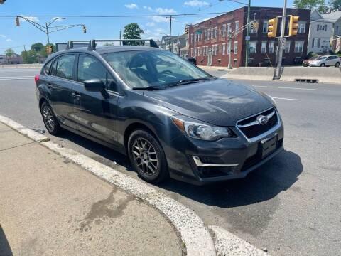 2016 Subaru Impreza for sale at G1 AUTO SALES II in Elizabeth NJ